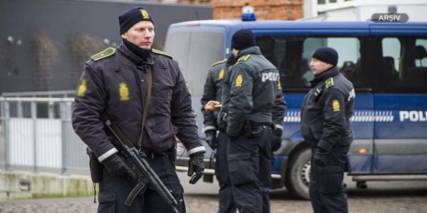Danimarka'da protesto gösterilerinde arbede yaşandı: 2 tutuklama