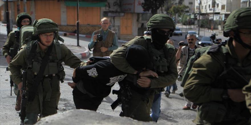 İsrail işitme ve konuşma engelli Filistinliyi gözaltına aldı