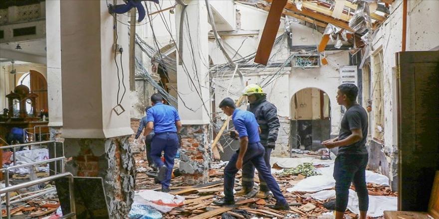 Sri Lanka'daki saldırılara dünyadan tepkiler