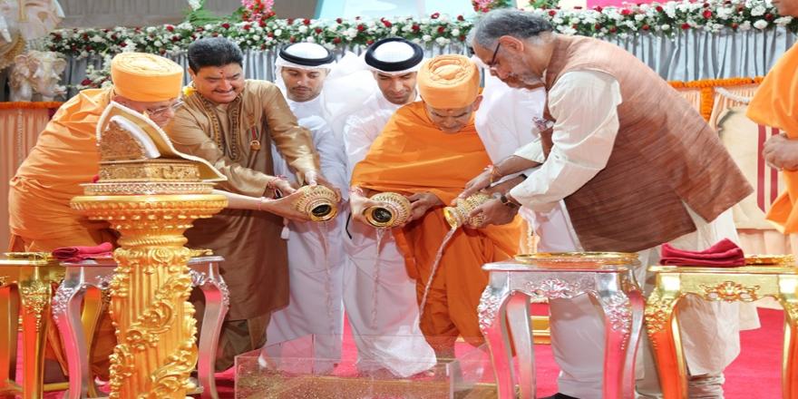 BAE'ye tepki 'Hindulara hoşgörü Müslümanlara engel'