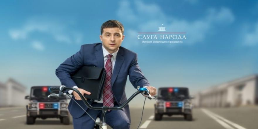 Komedyenlikten devlet başkanlığına: Vladimir Zelenskiy