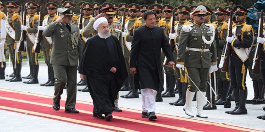 İran ile Pakistan sınırda ortak ordu kuracak
