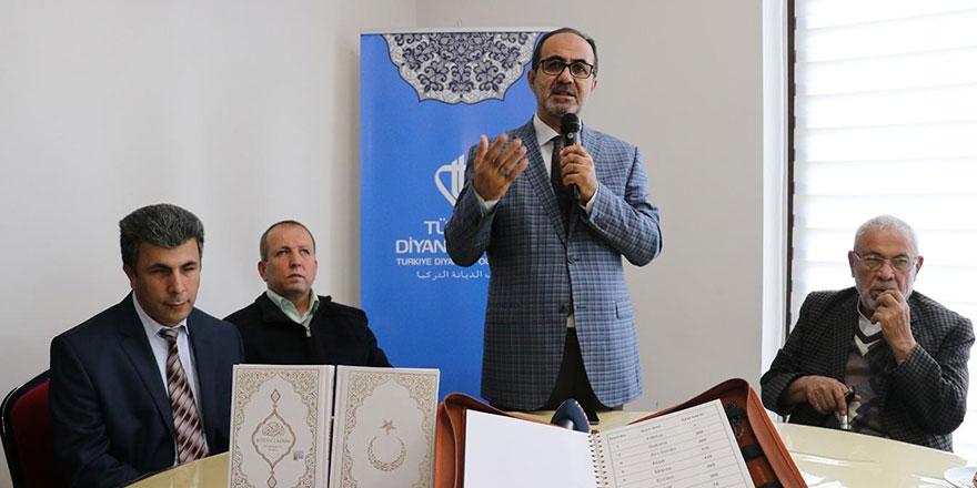 Türkiye'nin yüzde 50'si Kur'an okumayı bilmiyor!