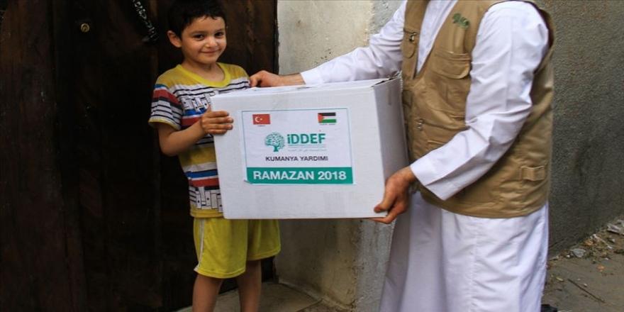 İDDEF ramazan ayında 33 ülkeye yardım ulaştıracak