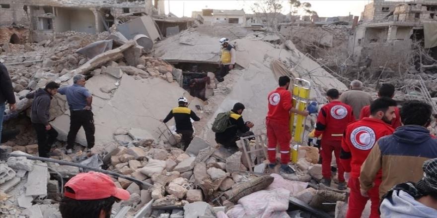 İdlib'de son bir haftada 36 sivil öldürüldü