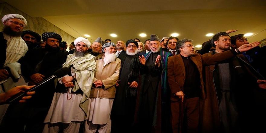 Afganistan barış sürecinde Rusya, Çin ve ABD uzlaşmaya vardı