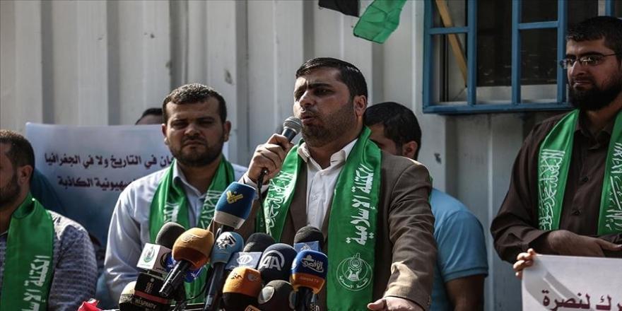 Hamas'tan Fetih'e 'Yüzyılın Anlaşması' çağrısı