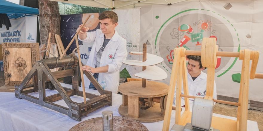 İmam Hatip Lisesi tarafından düzenlenen 'Bilim Seyyahları' Karadağ'da