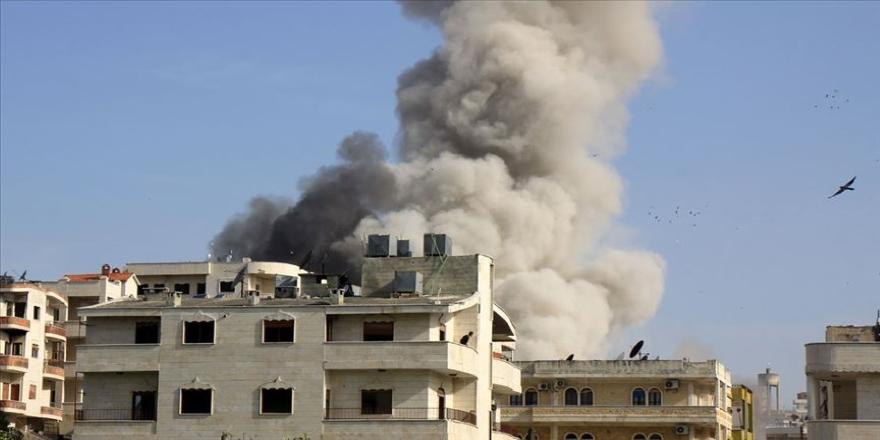 BM: İdlib'de en büyük korkumuz gerçekleşiyor