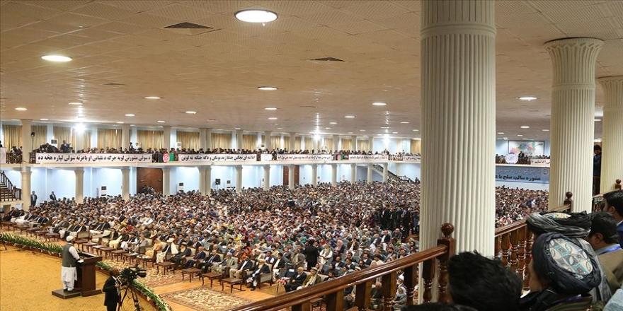 Afganistan'da 'Barış İstişare Toplantısı' başladı