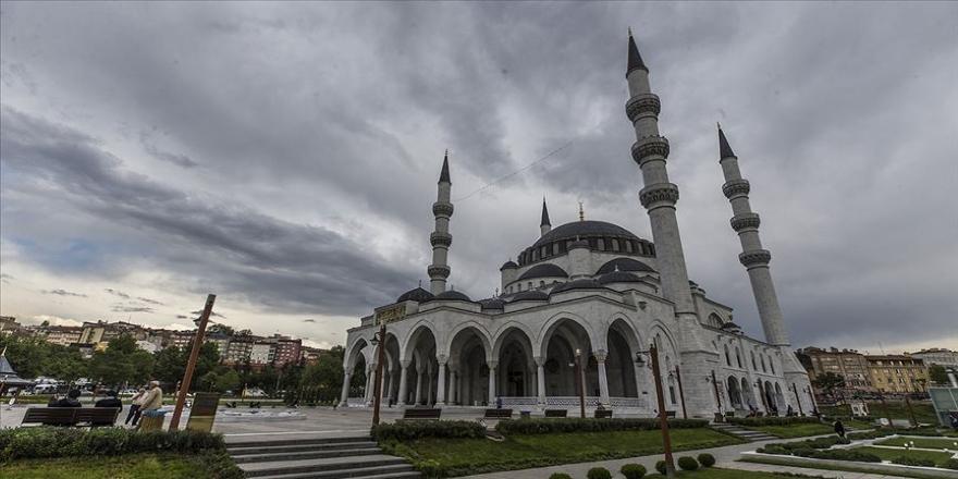 Başkentin camileri ramazana hazırlandı