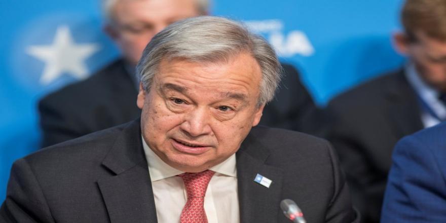 """Guterres'ten Hindistan'a """"Cammu Keşmir'de insan haklarına saygı duyulmalı"""" çağrısı"""