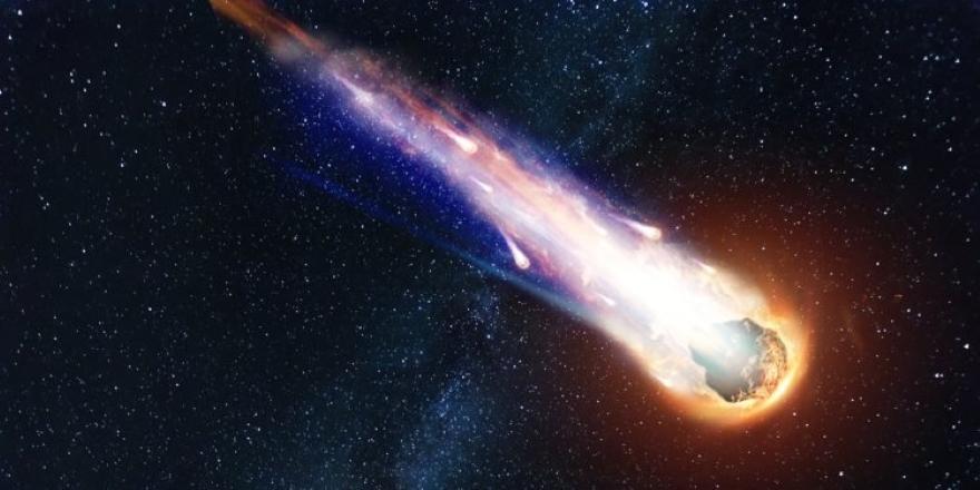 Türkiye'ye daha çok meteor düşecek