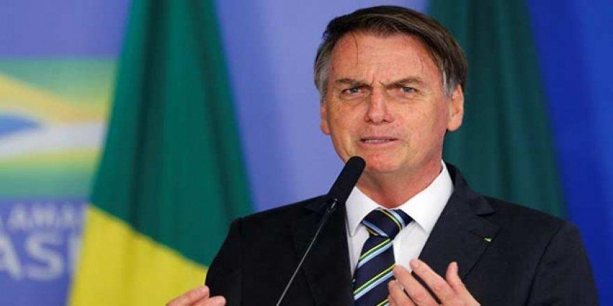 Brezilya, Venezuela'daki darbeye destek vermiyor