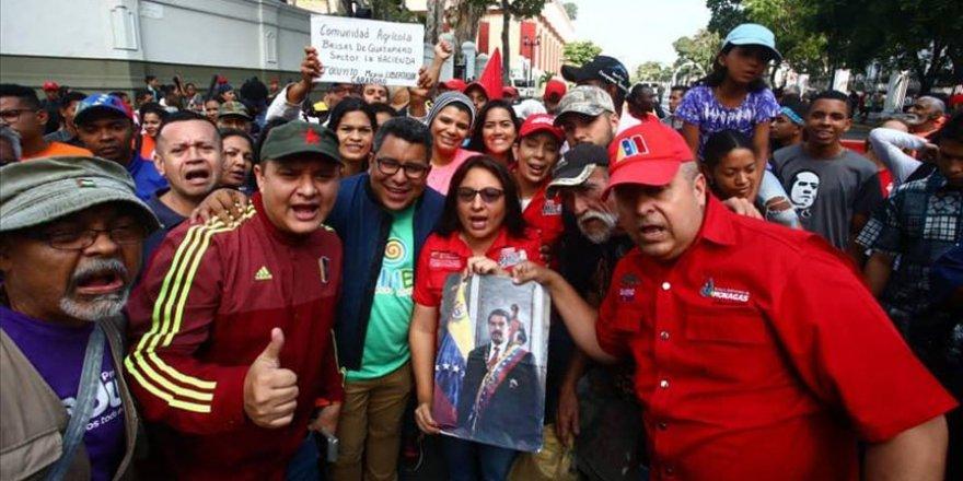 Bolivya Devlet Başkanı Morales: Trump yine başarısız oldu