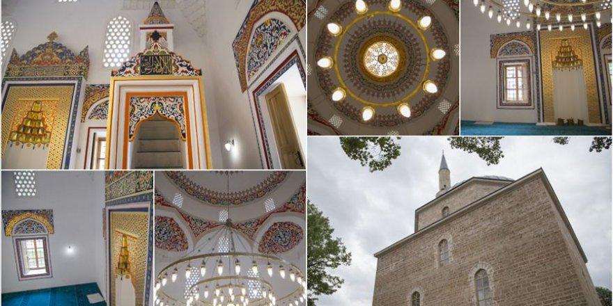 'Bosna'nın İncisi' Alaca Cami bugün ibadete açılıyor