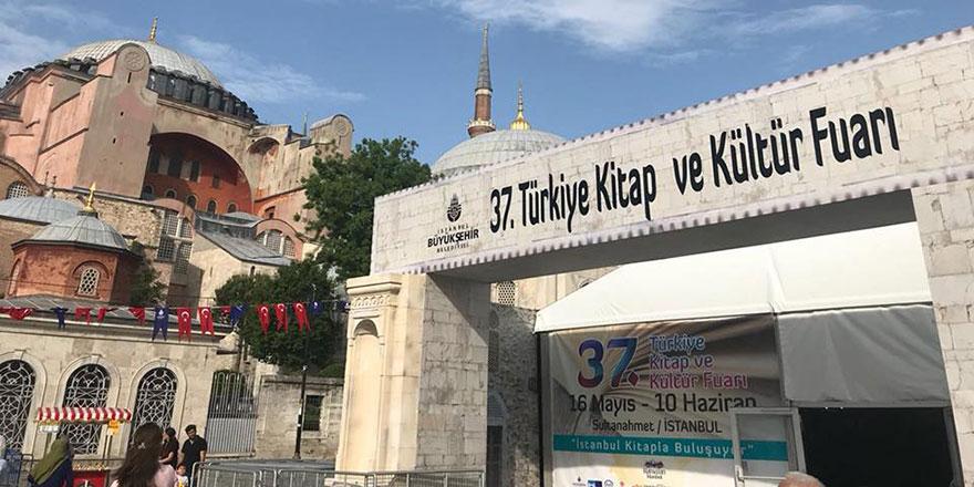 İstanbul Kitap Fuarı'nın yeni yeri belli oldu
