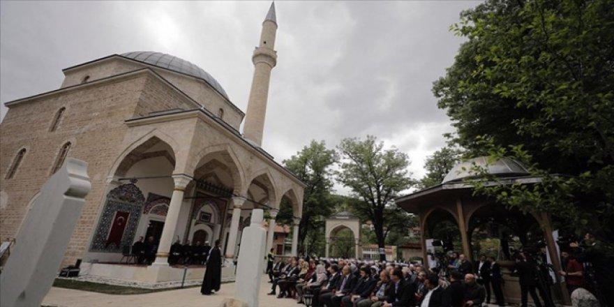 Bosna'da beklenen açılış yapıldı