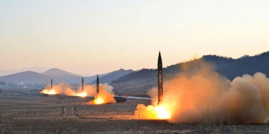 Güney Kore'den Kuzey Kore'ye füze uyarısı