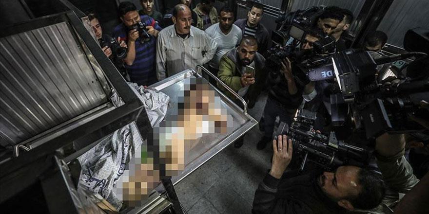 İşgalci İsrail 2018'de de katliama doymadı