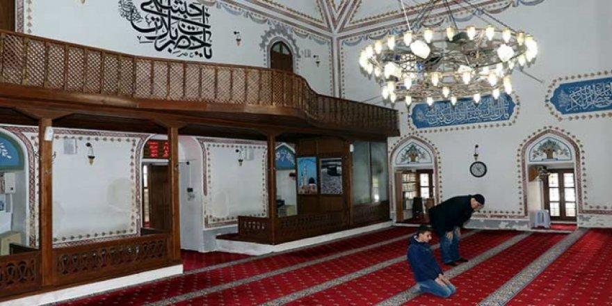 Osmanlı'nın Trakya'daki ilk mirası Hızırbey Camii ramazana hazır