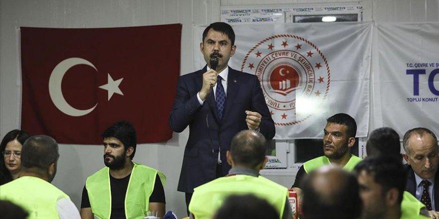 Kurum: 50 bin konut için 636 bin talep geldi