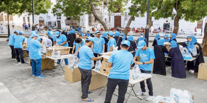 Suudi gençler yönetimlerinden daha merhametli çalışıyor