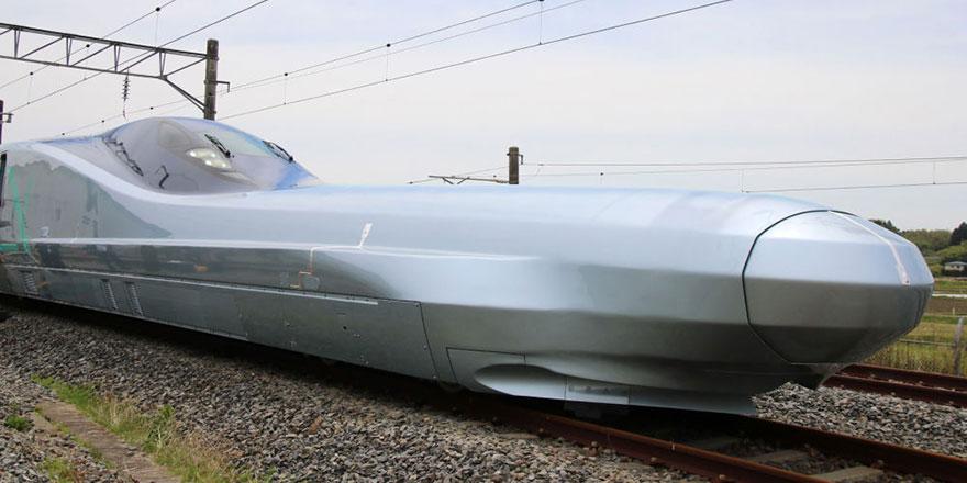 Japonların gündemi: Dünyanın en hızlı 'mermi treni'