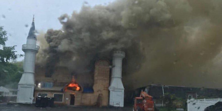 ABD'deki Diyanet Camii'ne saldırı