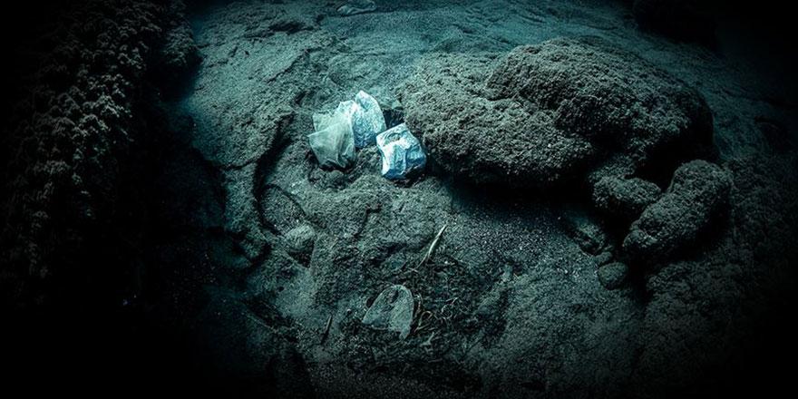 Dünya'nın en derin noktasından bile plastik atık çıktı