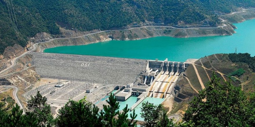 Türkiye hidroelektrik potansiyelini kullanıyor
