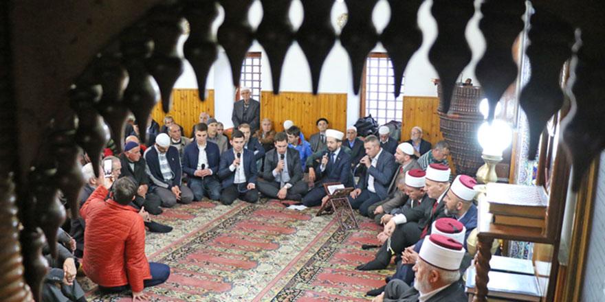 Zulüm'den Kur'an'a sığınılan gelenek 80 yıldır sürüyor