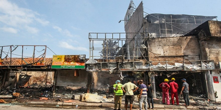 Sri Lanka'da Müslümanlara yönelik bir saldırı daha