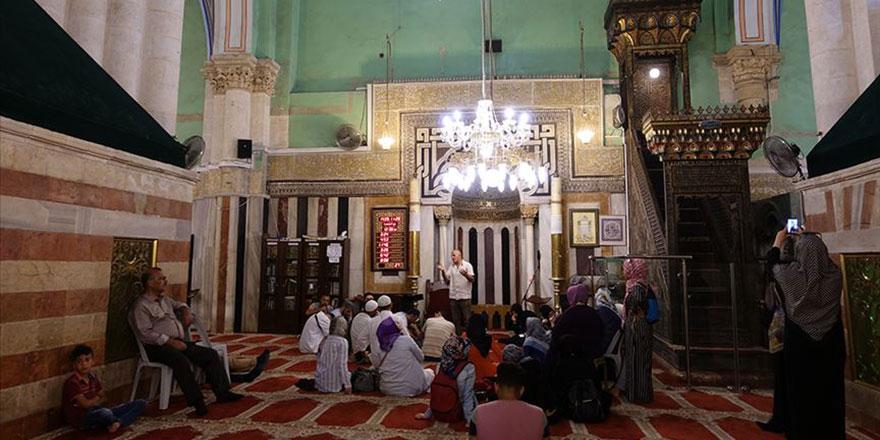 İşgalci İsrail'in unutturmaya çalıştığı cami