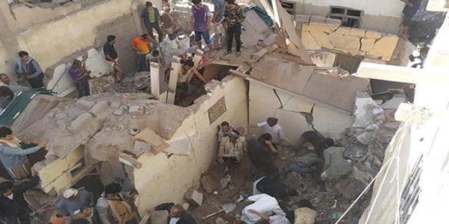 Yemen'de yine siviller kurban oldu
