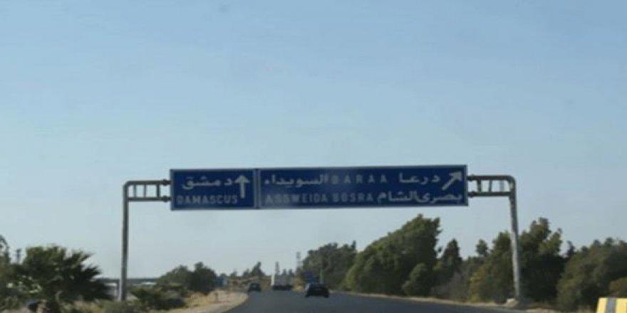 Dera'da çatışma: 3 Esed rejimi askeri öldürüldü