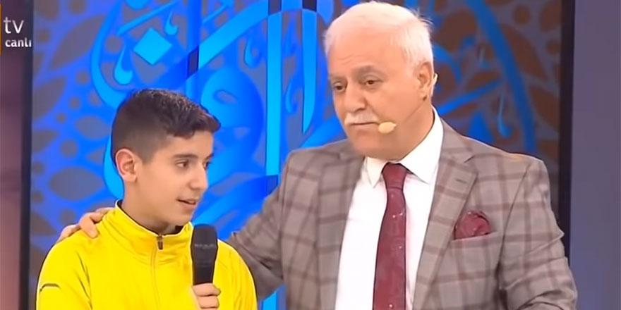 Ermeni çocuğun müslümanlığı tartışılıyor, Nihat Hatipoğlu açıkladı