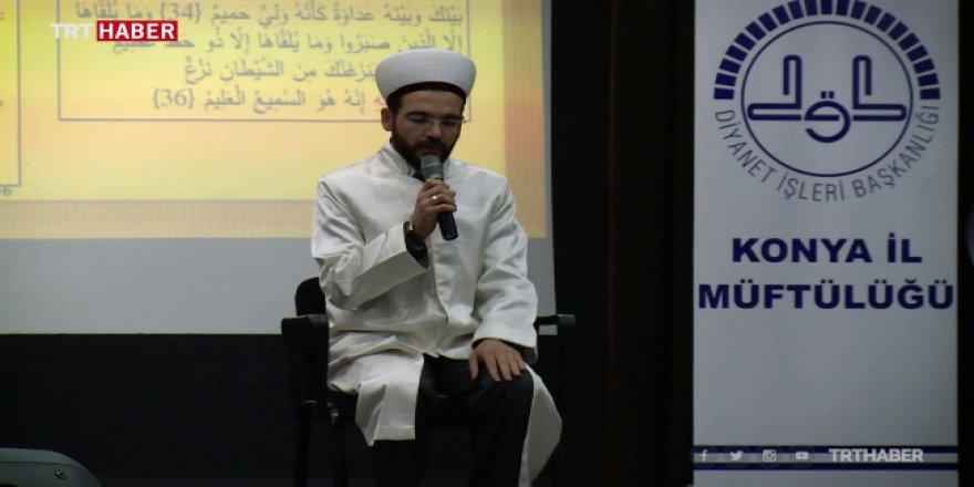 Kur'an'ın harflerini bilmezken cezaevinde hafız oldu