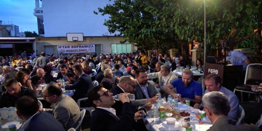 Şanlıurfa'da Türkler ve Suriyeliler birlikte iftar yaptı