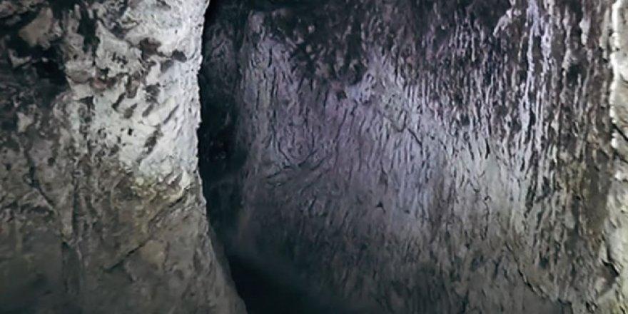Nevşehir'de yeni bir yeraltı şehri bulundu