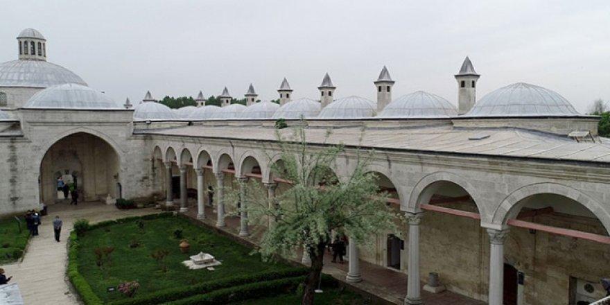 Osmanlı yadigarı sağlık müzesi hala ayakta