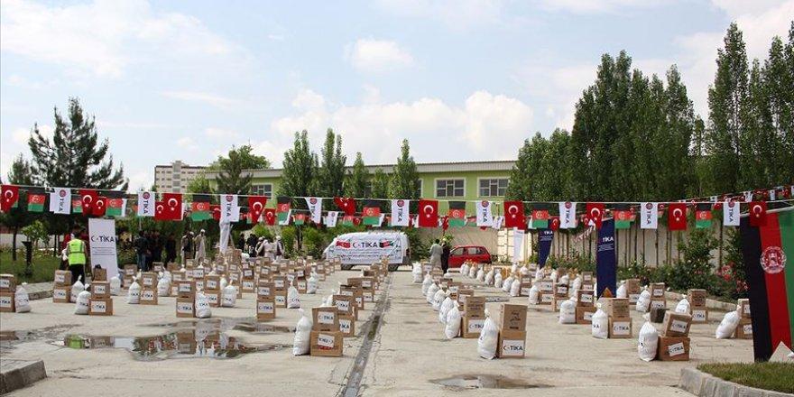 TİKA'dan Afganistan'daki yoksul ailelere ve öğrenci yurtlarına yardım