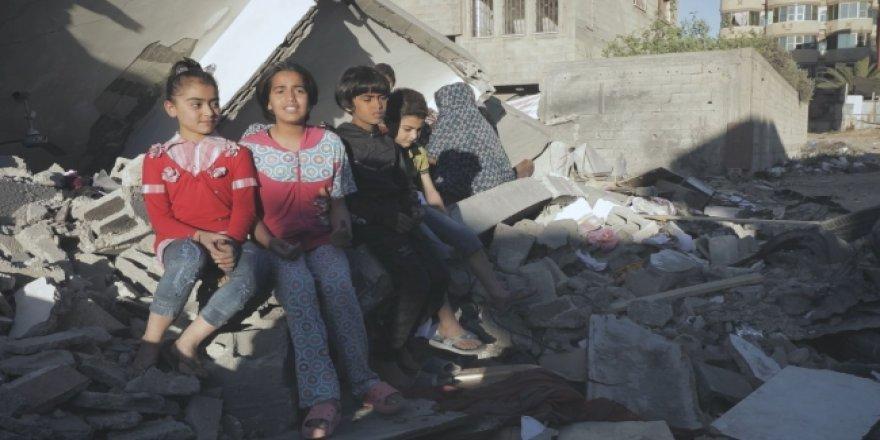 İşgalci İsrail Gazze'ye Ramazan'ı buruk geçirtti