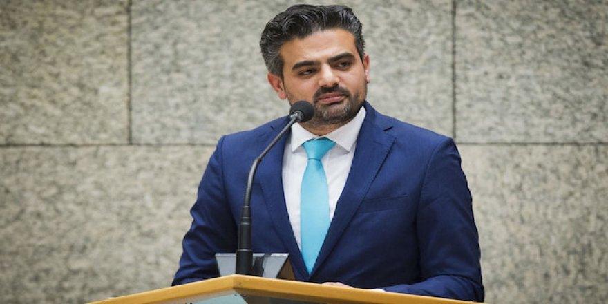 Hollandalı siyasetçiden Filistin'e destek