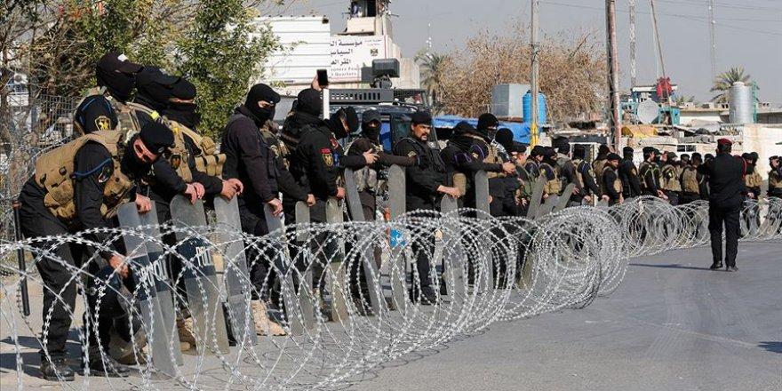 Irak'ın Başkenti Bağdat'a saldırı
