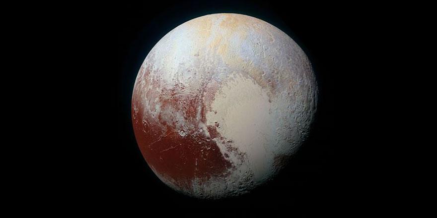 Plüton'da bir okyanusu olabilir iddiası