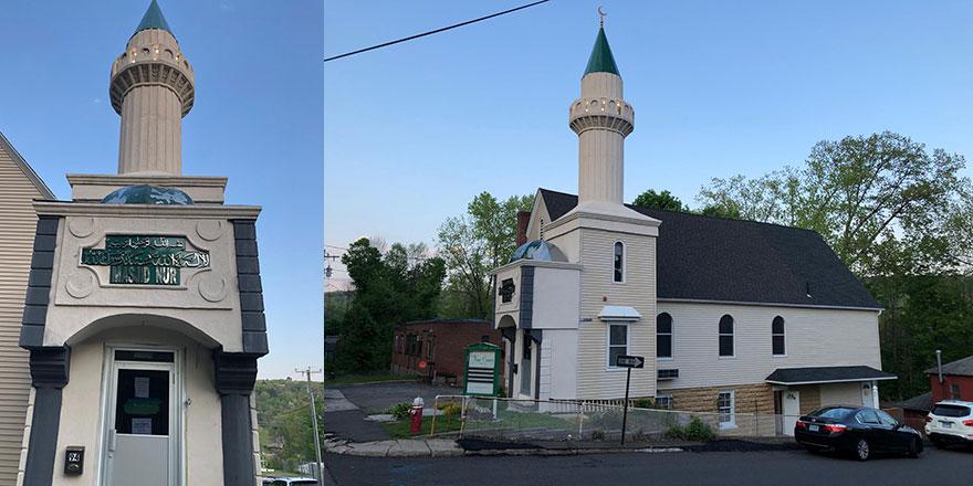 Allah'ın yardımını gözümle gördüm: Kilise disko oldu, Müslümanlar camiye çevirdi