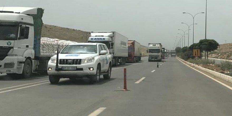 Birleşmiş Milletlerden İdlib'e 31 tır insani yardım