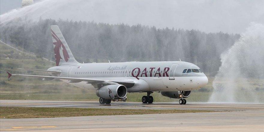 Katar ile İzmir arasında direk uçuşlar başladı