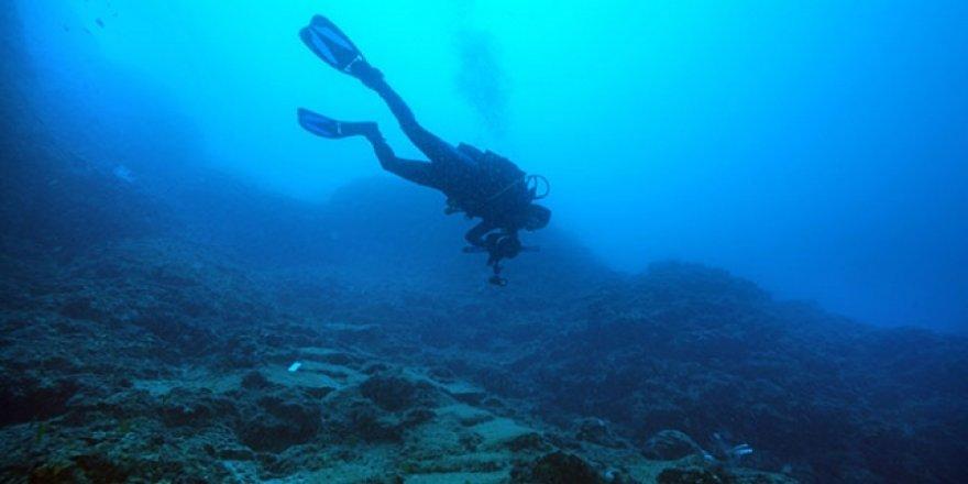 Turizm Teşvik Kanunu'nda su altı detayı